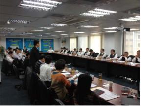 台灣日立公司-智慧化空調監控市場調查專業服務案