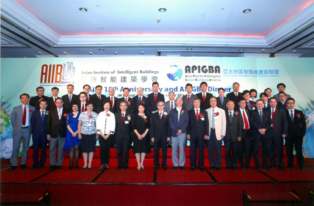 APIGBA AWARD HK大合照
